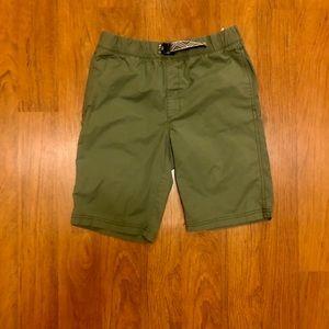 Boys Old Navy Green Shorts